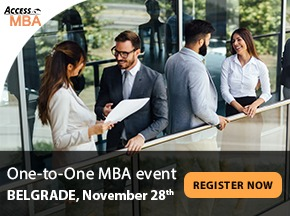 Access MBA and Access Masters One-to-One event