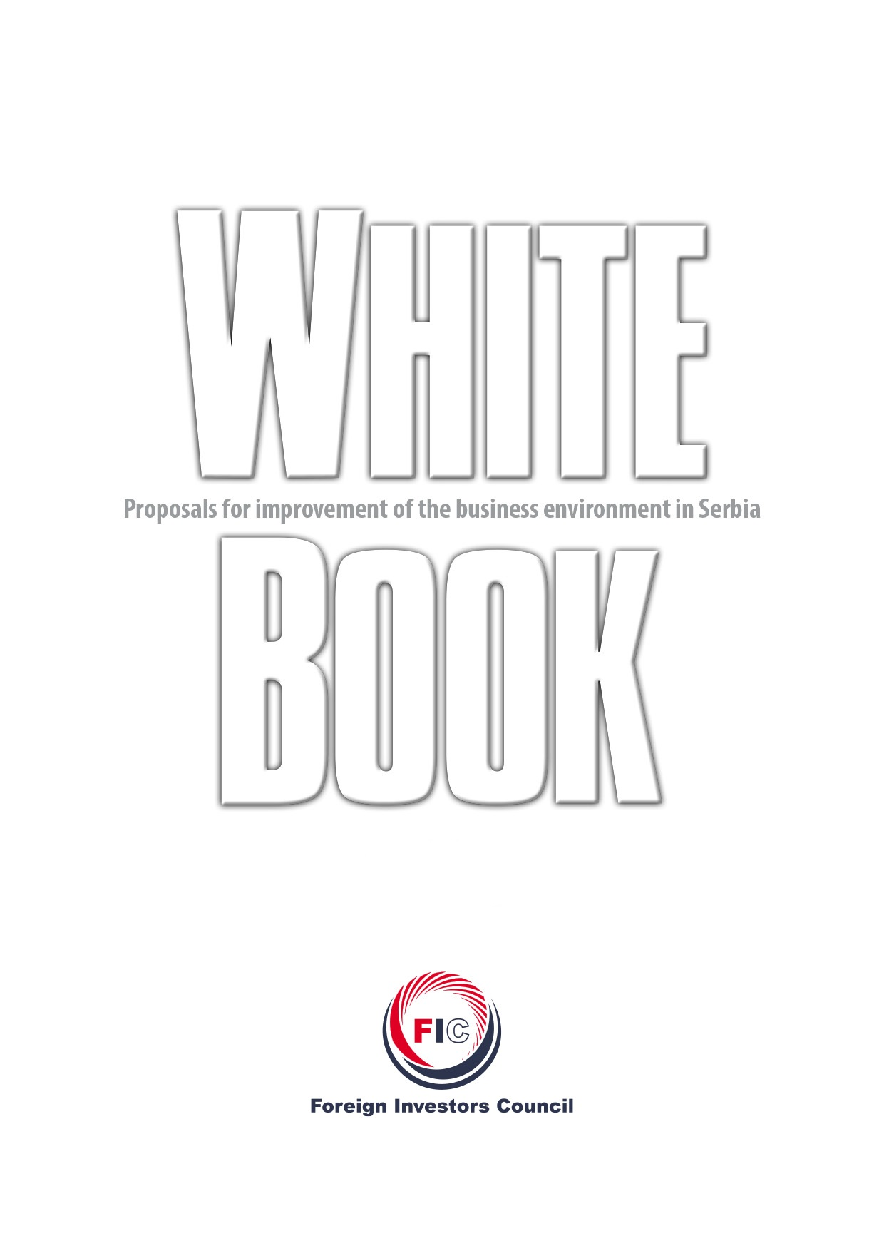 White Book Preparations on Track