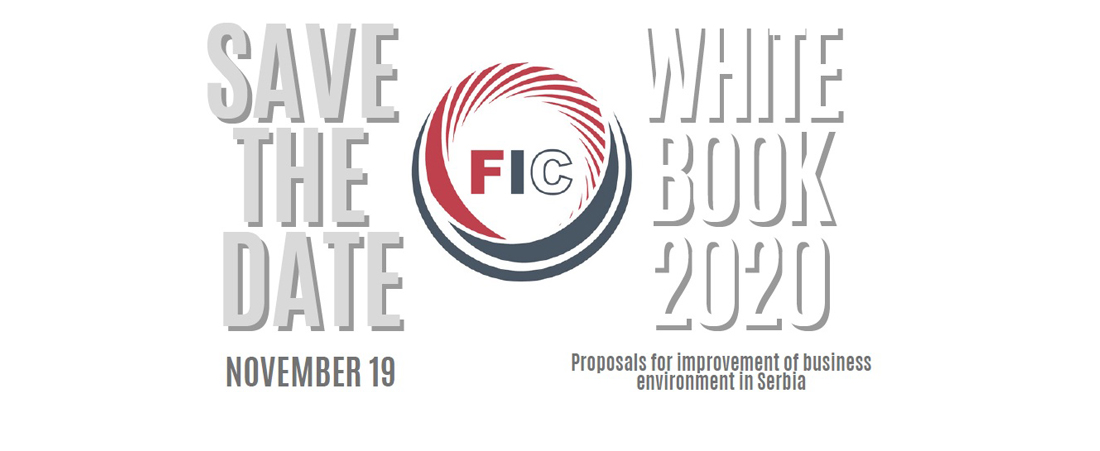 Save the date – White Book 2020 Launch
