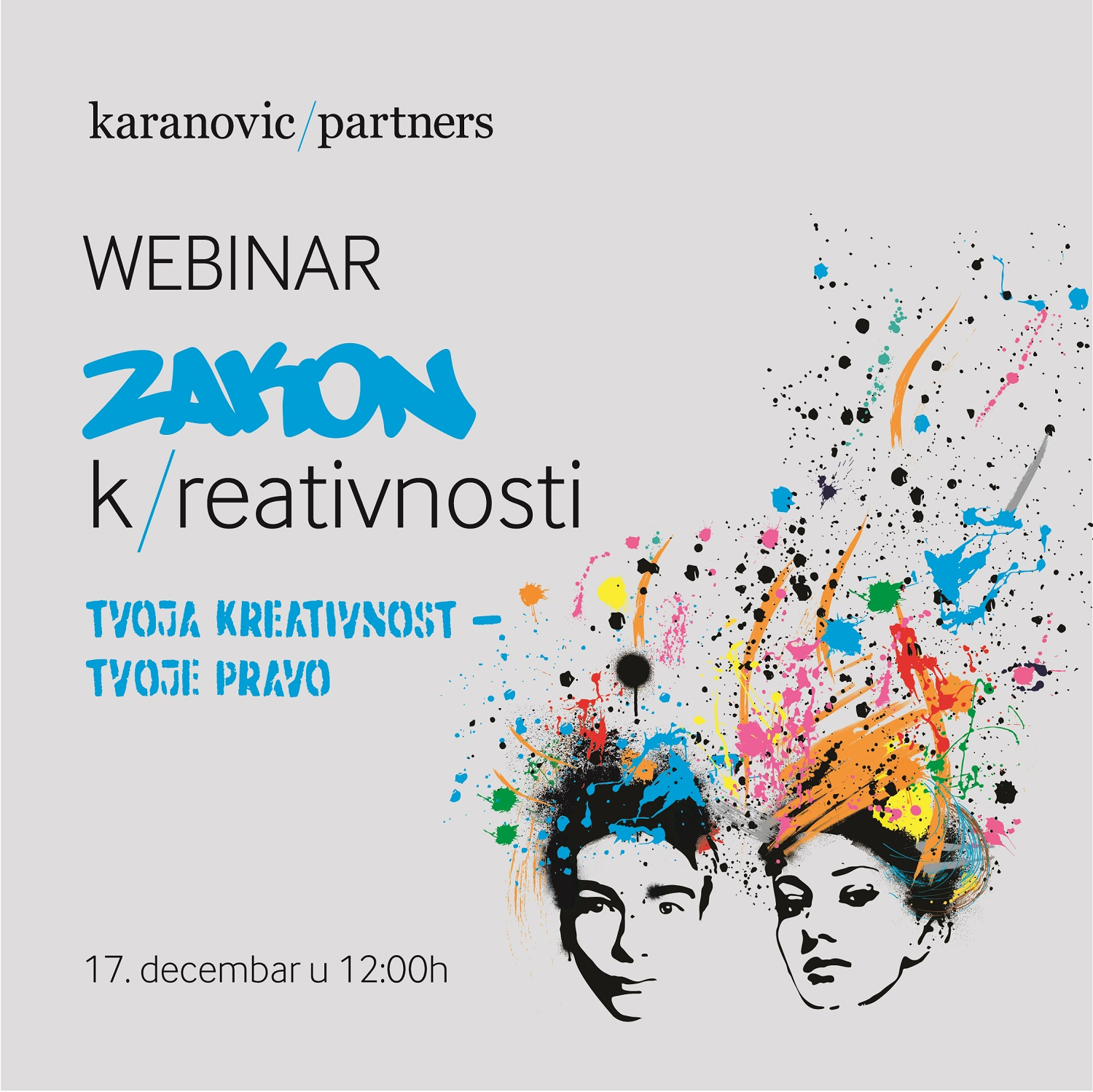 Karanovic & Partners – Webinar on IP Guide for Young Adults