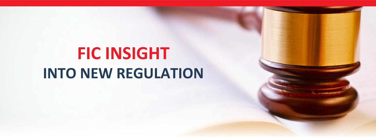 FIC Insight – VAT Law Rulebooks