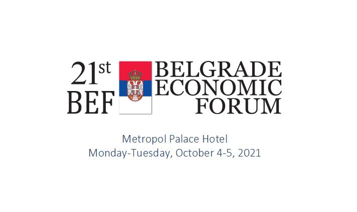 FIC at the 21st Belgrade Economic Forum